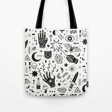 Witchcraft II Tote Bag