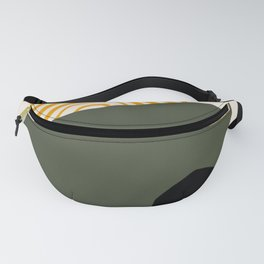 abstract 020419 Fanny Pack
