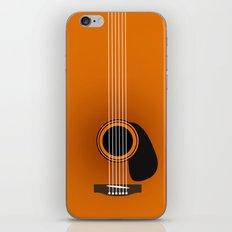 guitar music  iPhone & iPod Skin