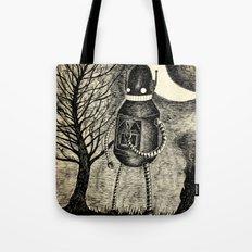 The Runaway Tote Bag