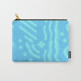 Sea Below Carry-All Pouch