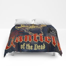 """Canticle of the Dead"" Movie Poster Comforters"