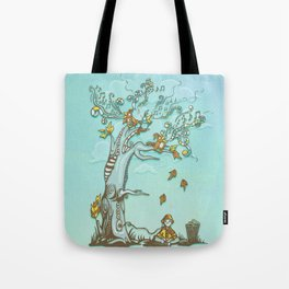 I Hear Music in Everything Tote Bag
