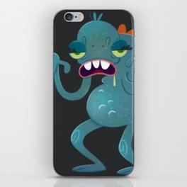 Sick Monster iPhone Skin