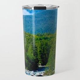 Nature Rules · Vancouver Island, Canada Travel Mug