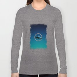 Shark. Long Sleeve T-shirt