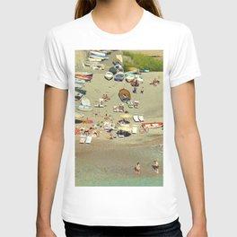 Furore bay, Italy T-shirt