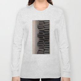 Industrial Coils Pop Art Long Sleeve T-shirt