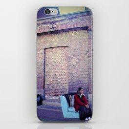 Trash  iPhone Skin