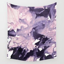 inkblot marble 9 Wall Tapestry
