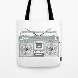 Lady Ghetto Tote Bag