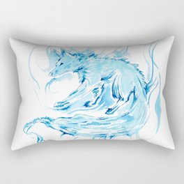 Patronus - Fox Rectangular Pillow