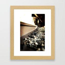 Goin Home Framed Art Print