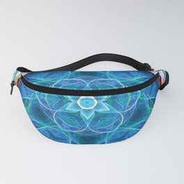 Mandalas from the Depth of Love 12 Fanny Pack