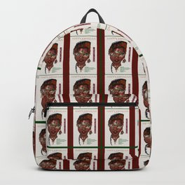 Happy Kwanzaa Gifts and Cards Backpack