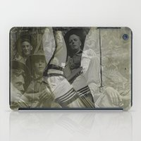 bitch iPad Cases featuring war bitch by Maria Enache