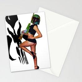 Holly Dawn Fett Stationery Cards