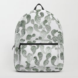 TRYPOPHOBIA, cactus pattern by Frank-Joseph Backpack
