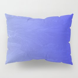 Blue Ice Glow Pillow Sham