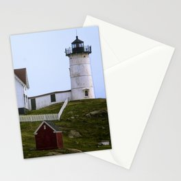 Nubble Light Stationery Cards