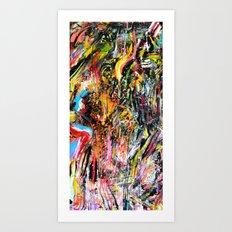 Tidal 97' Art Print