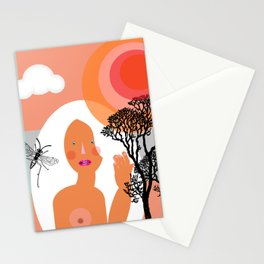 HOT COUNTRY Stationery Cards