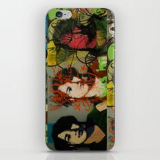 repetition iPhone & iPod Skin