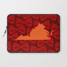 Virginia - VT Love - Maroon Laptop Sleeve