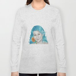 Have a Beautiful Day2 / Hair Day2 Long Sleeve T-shirt