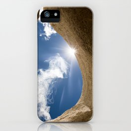 Lung of the Sky iPhone Case
