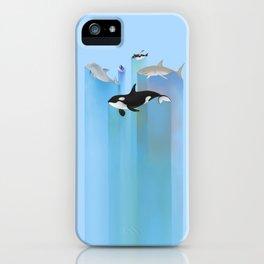 Ever Blue (alternate color) iPhone Case