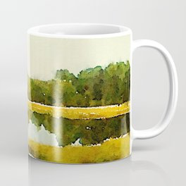 Fall In Portland, ME Coffee Mug
