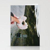 doughnut Stationery Cards featuring Doughnut by A. Serdyuk
