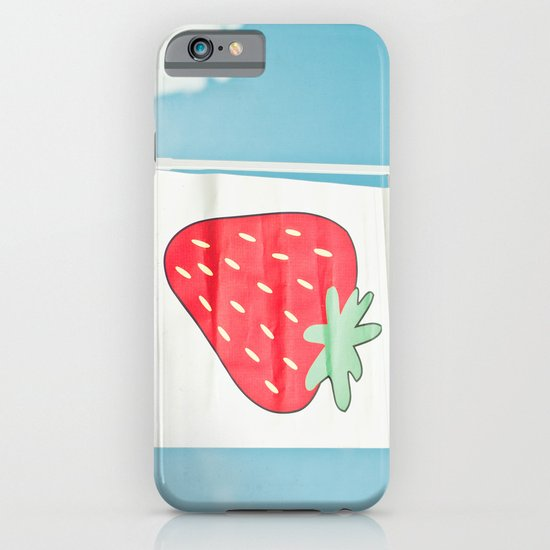 Strawberry Sky iPhone & iPod Case