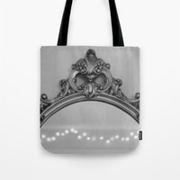 ornate Tote Bags featuring Ornate by Cassidy Marshall
