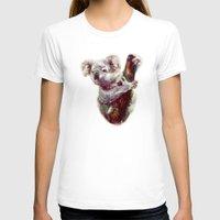 koala T-shirts featuring Koala by beart24