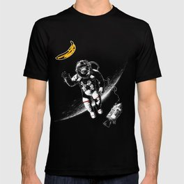 Space Monkey (nd a place to be) T-shirt
