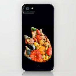 Autumn Bear iPhone Case