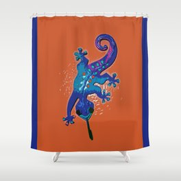 Geiko Shower Curtain