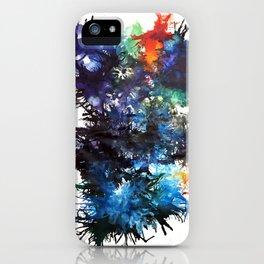 bläck iPhone Case
