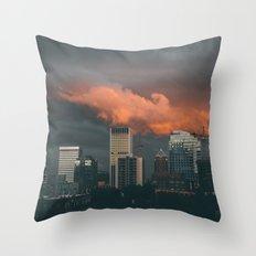 Portland 09.17 Throw Pillow