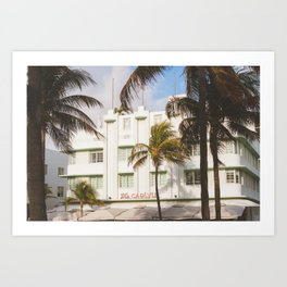 The Carlyle Art Print