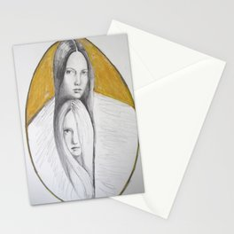 enmeshed  Stationery Cards