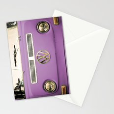 Summer of Love - Radiant Orchid Stationery Cards