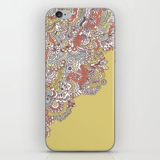 Flower Medley #1 iPhone & iPod Skin