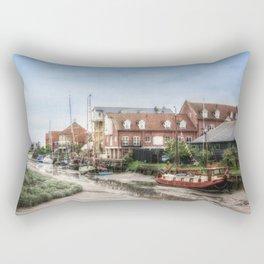 Faversham Kent England Rectangular Pillow
