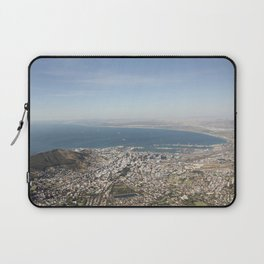 Cape Town from above Laptop Sleeve