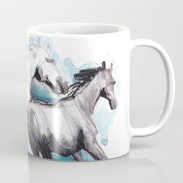 Horses (Mom&kid) Coffee Mug