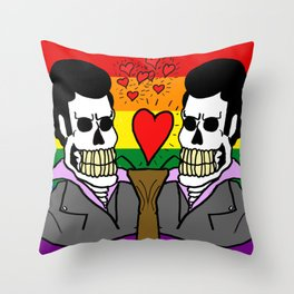 LOVE IS EQUAL! (Butch) Throw Pillow