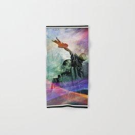 Rainbow Mist Hand & Bath Towel